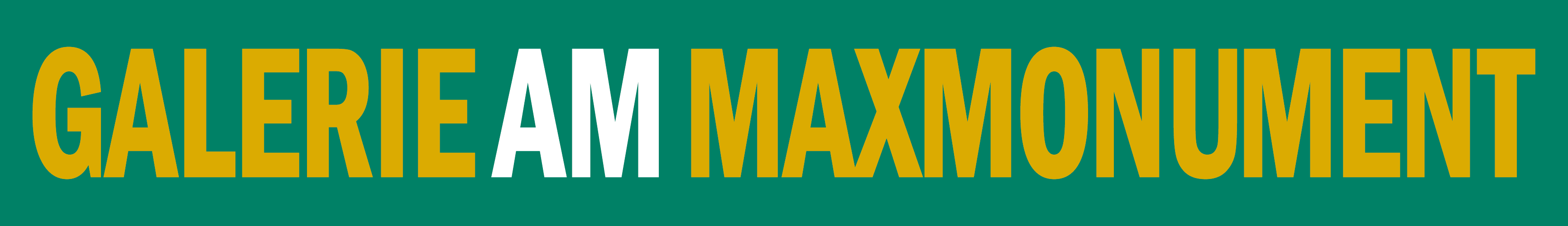 Maxmonument wordmark